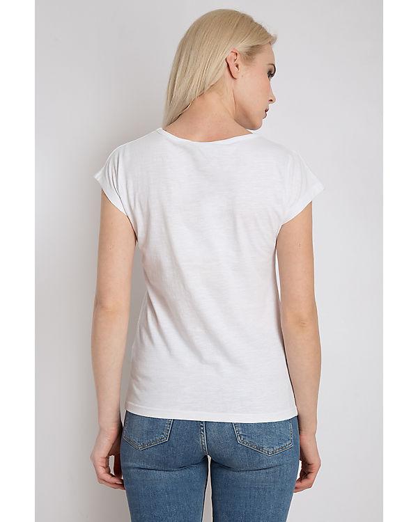 Finn weiß Flare Flare weiß T Shirt T Shirt Finn rXrTq4w