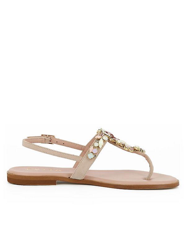 Evita altrosa OLIMPIA Sandalen Shoes Klassische zw8qzpr