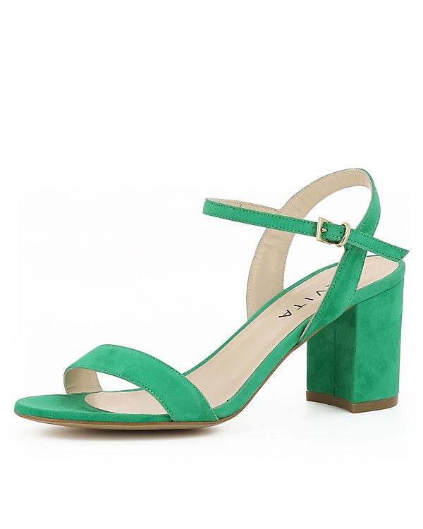Evita Shoes grün AMBRA Klassische Sandaletten 4awz4q