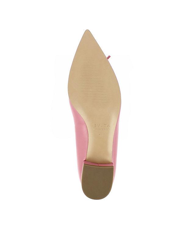Evita Shoes, FRANCA Klassische Ballerinas, Ballerinas, Klassische rosa 2779bb