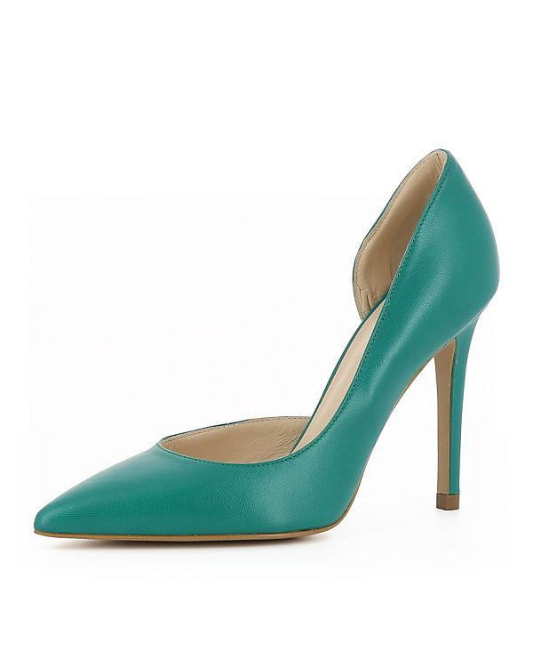 Evita Shoes grün Klassische ALINA Pumps q6wrqaC