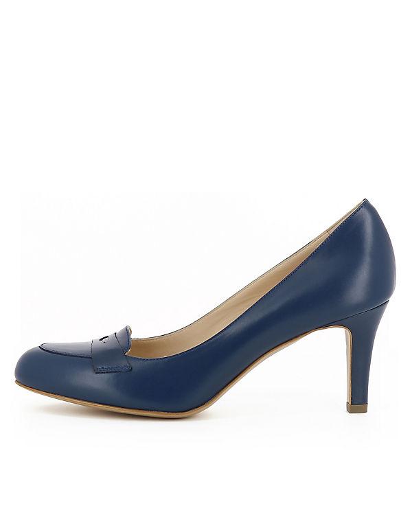 Evita blau Shoes, BIANCA Klassische Pumps, blau Evita 7cb027