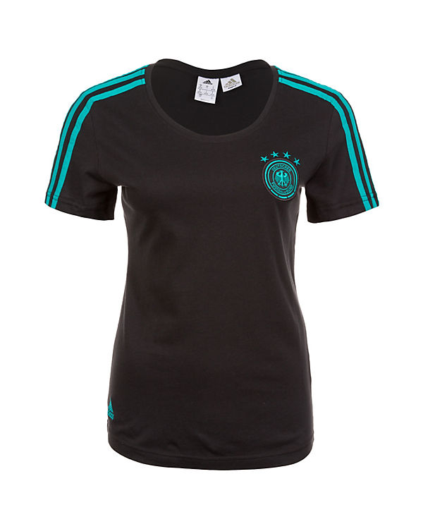 adidas Performance DFB T-Shirt WM 2018 Damen schwarz
