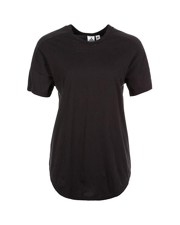 adidas Performance Z.N.E. Trainingsshirt Damen schwarz