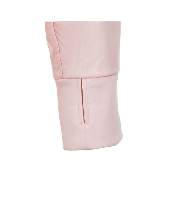 PUMA Trainingskapuzenjacke PUMA Trainingskapuzenjacke rosa Evostripe PUMA rosa Damen Evostripe Evostripe Damen q6n1t