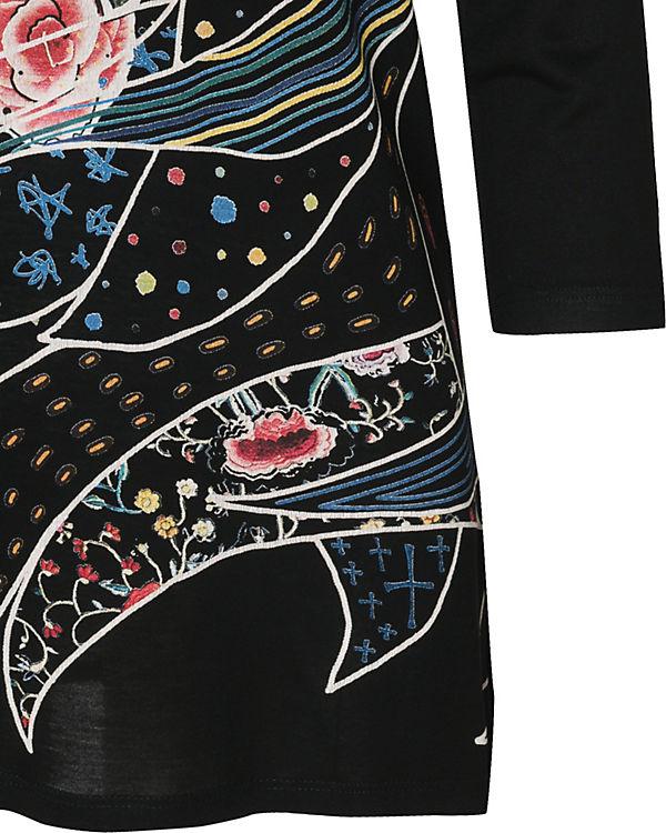 Arm 4 3 schwarz Shirt Desigual qTa8C