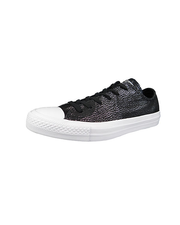 Low CONVERSE OX Taylor OX Sneakers All CONVERSE Taylor Sneakers Star All Chuck schwarz Chuck Star BRAqURnO
