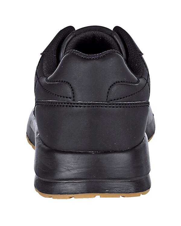 Kappa Sneakers Sneakers schwarz Kappa Low dpxRqHn