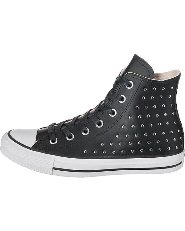 High All Chuck schwarz Sneakers Taylor CONVERSE Star qXvx6
