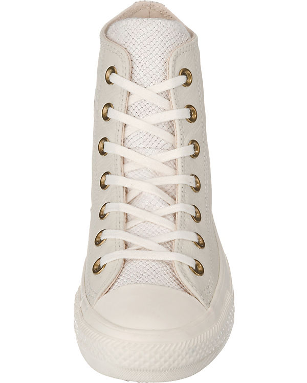 High Sneakers Chuck Taylor creme CONVERSE Star All XqInHxnRwO