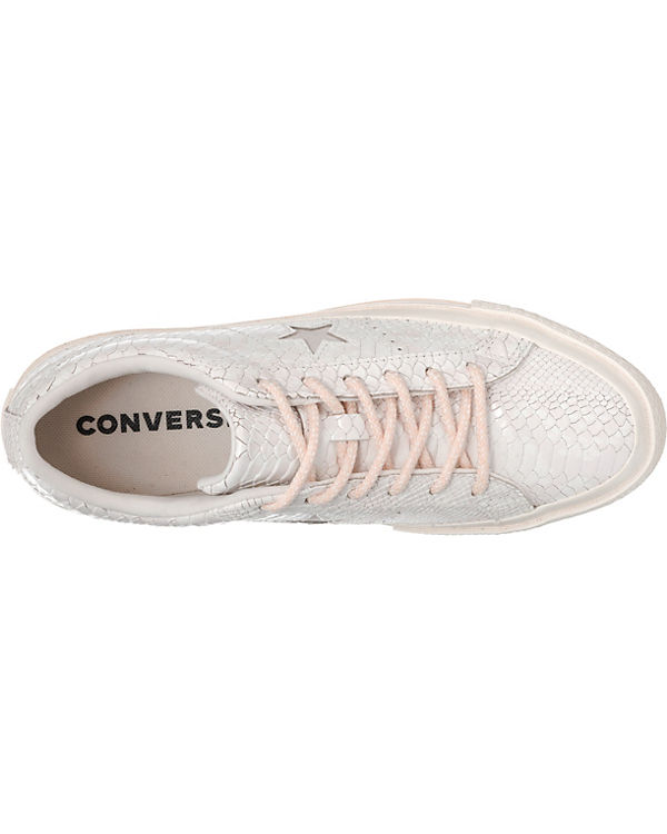 Low creme Sneakers Star One CONVERSE Ox pa0xq