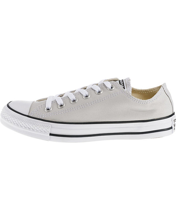 CONVERSE, Chuck Taylor Low, All Star Ox Sneakers Low, Taylor grau 2f4893