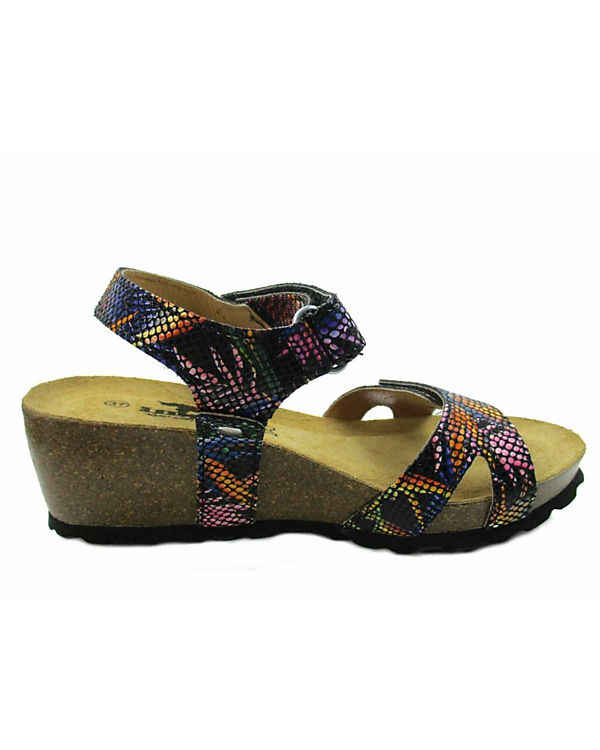 Klassische Longo schwarz schwarz Sandaletten Sandaletten Klassische Klassische Longo Longo zxXPqdAd