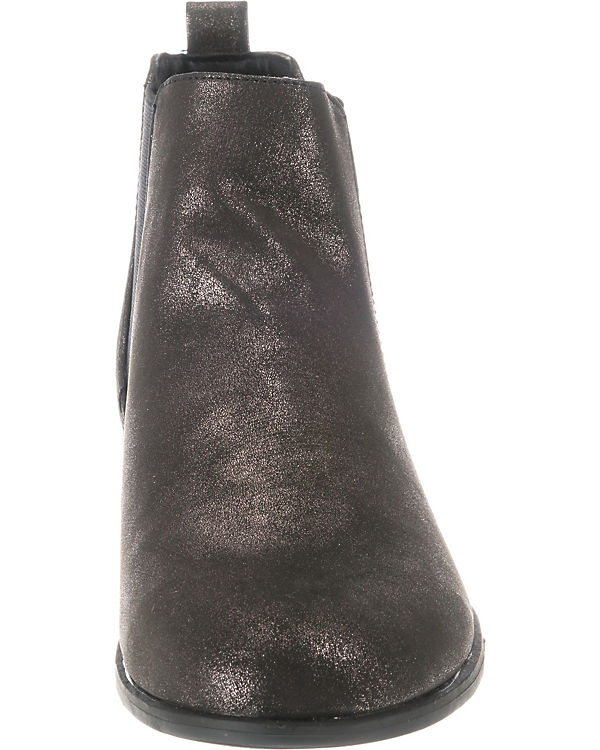 Anna Anna Anna Field, Chelsea Boots, grau 91406d