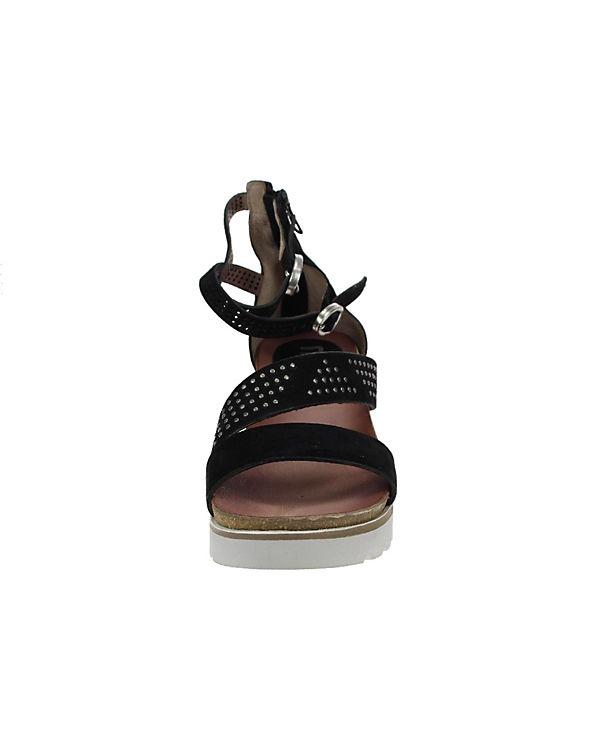 schwarz Sandaletten Klassische MJUS MJUS Klassische PtIHqwP