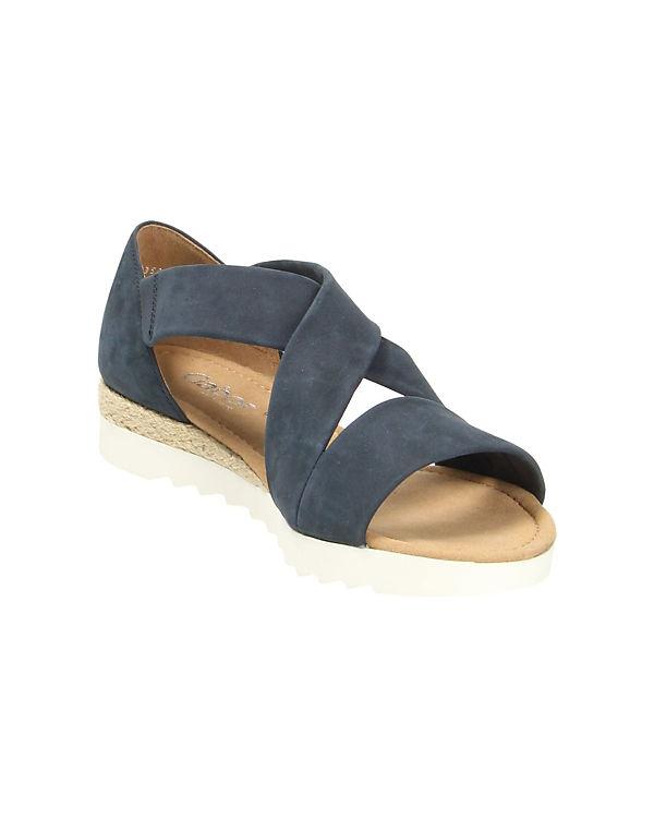 blau Sandalen Gabor Gabor blau Sandalen Gabor blau Gabor Klassische Klassische Sandalen blau Klassische Sandalen Klassische nxIx8wf
