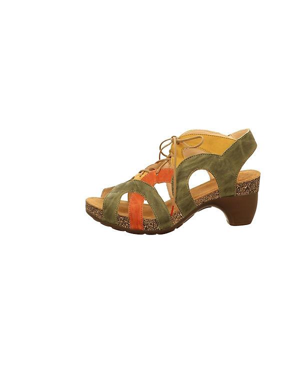 Think Sandaletten Klassische Think Think Klassische Sandaletten Klassische mehrfarbig mehrfarbig 7gprqwxOn7