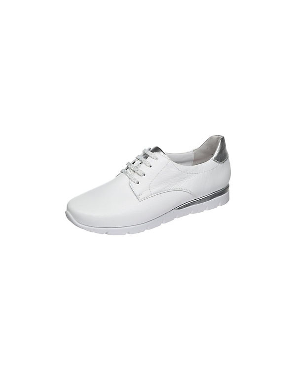 Semler weiß Semler Sneakers Sneakers Low zn0xP5O