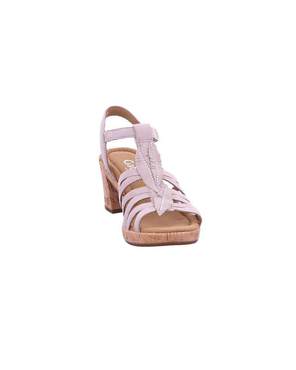 Gabor Klassische Sandaletten grau Gabor Gabor Gabor grau Klassische Sandaletten grau Sandaletten Klassische fU7Uqx0