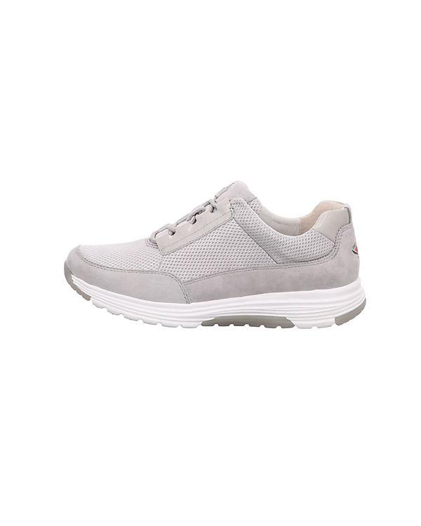 Gabor Gabor Low grau Low Low grau Gabor Sneakers Gabor Sneakers grau Sneakers Y61qpxF