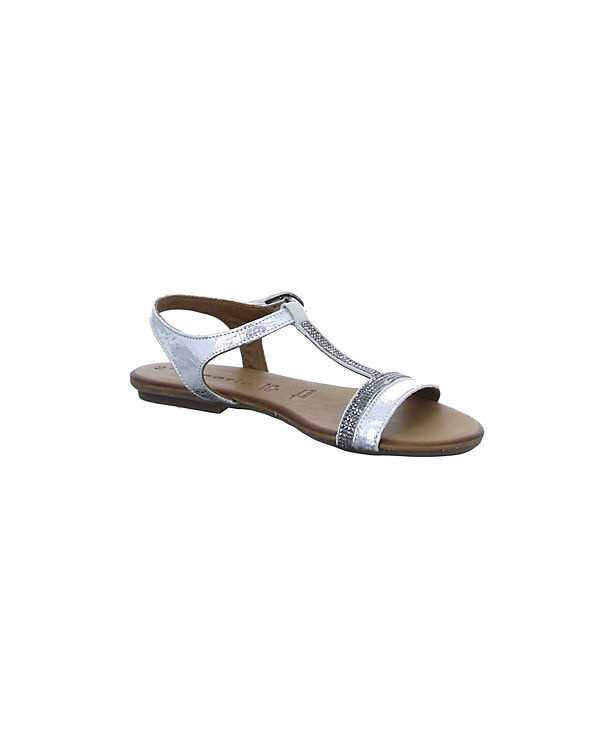 Tamaris silber Klassische Klassische Sandalen silber Tamaris Klassische Sandalen Tamaris Sandalen silber rxrvqBw