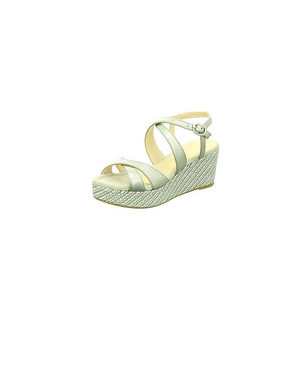 Unisa Klassische Sandaletten silber