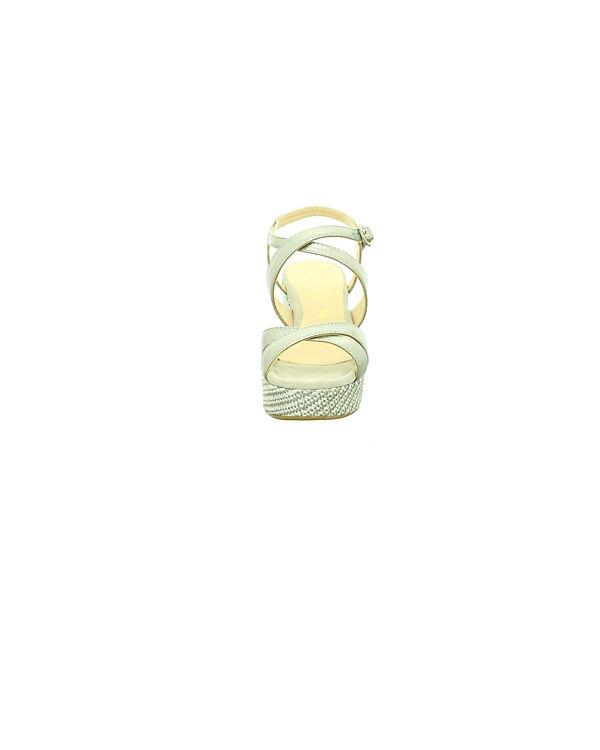 Klassische Unisa Unisa Unisa silber Sandaletten Sandaletten Klassische Sandaletten Klassische silber 6Swq0ISC