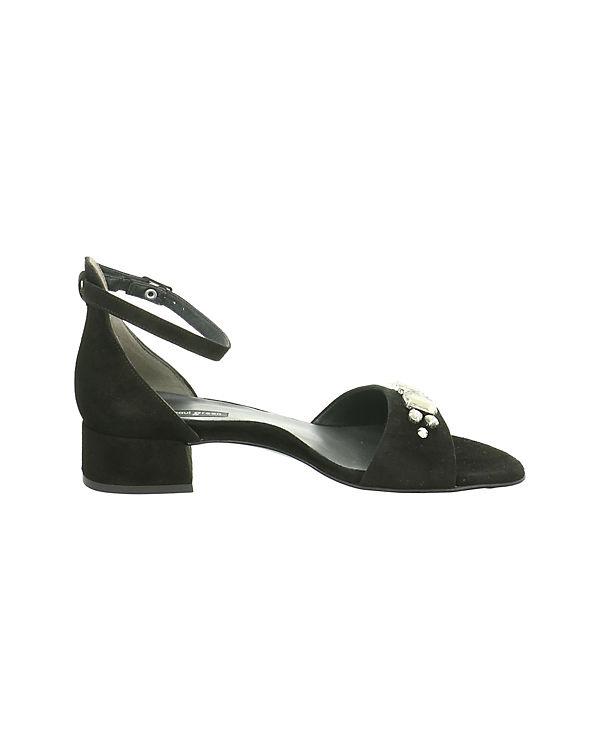 Paul Green Klassische Sandaletten schwarz