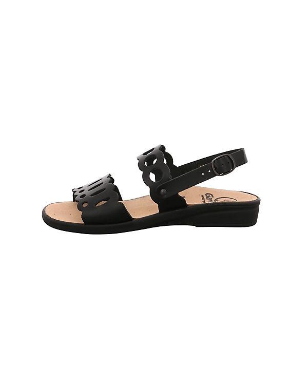 Klassische schwarz Sandalen schwarz Klassische Ganter Klassische Ganter schwarz Sandalen Ganter Sandalen EYwwqA6v