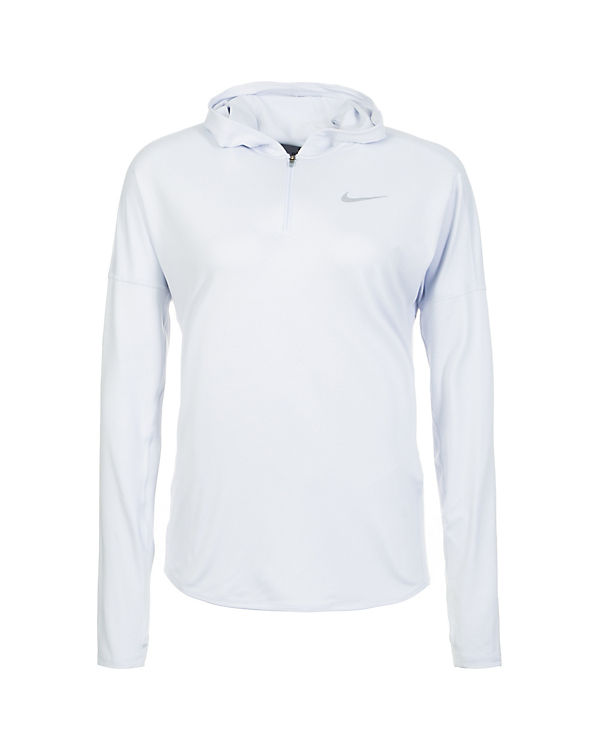 Nike Performance Nike Dry Element Laufshirt Damen hellgrau