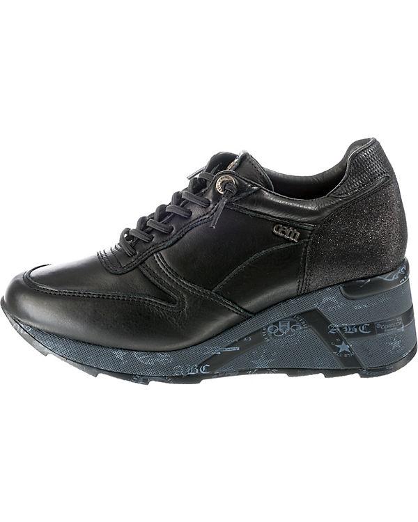 Low Cetti Cetti Sneakers schwarz Sneakers wq60qv