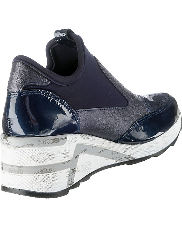 Cetti Slip Slip Sneaker On Cetti blau BqHwTZx