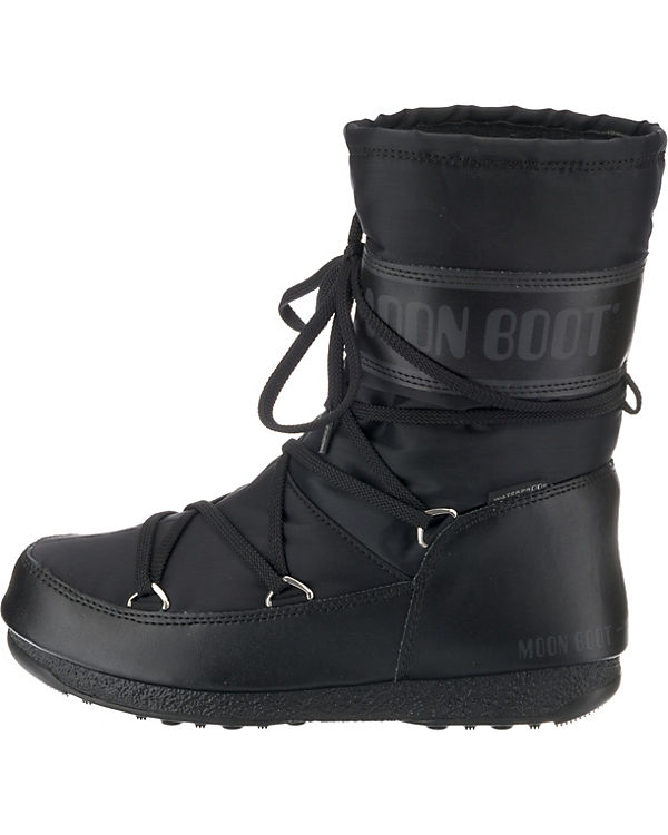 Shade Soft Mid Boot WP Moon Moonboot E schwarz W Winterstiefel 1qvXUInwS
