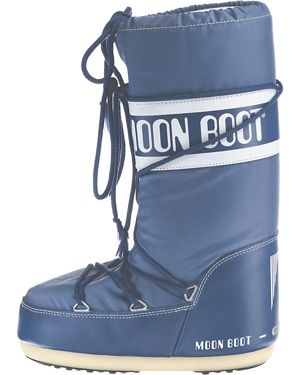 Boot denim Winterstiefel Nylon Moonboot Moon wSXqz7nF0x