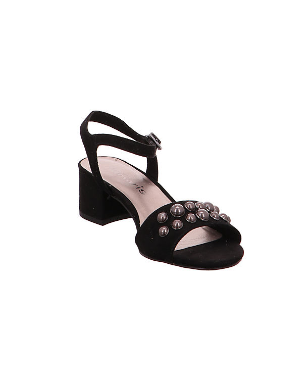 Tamaris, Tamaris, Tamaris, 28045-001 Klassische Sandaletten, schwarz 8a3e65