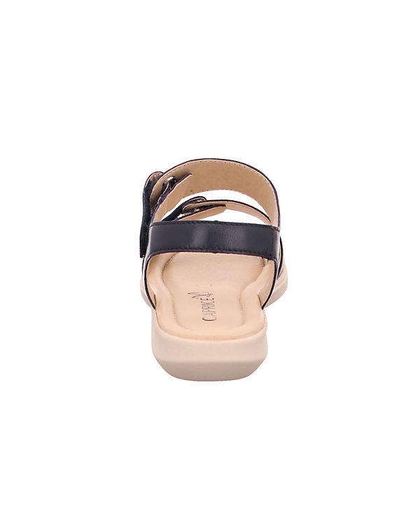 Klassische Klassische Sandalen blau Sandalen CAPRICE blau blau CAPRICE CAPRICE Klassische Sandalen O11fIwq