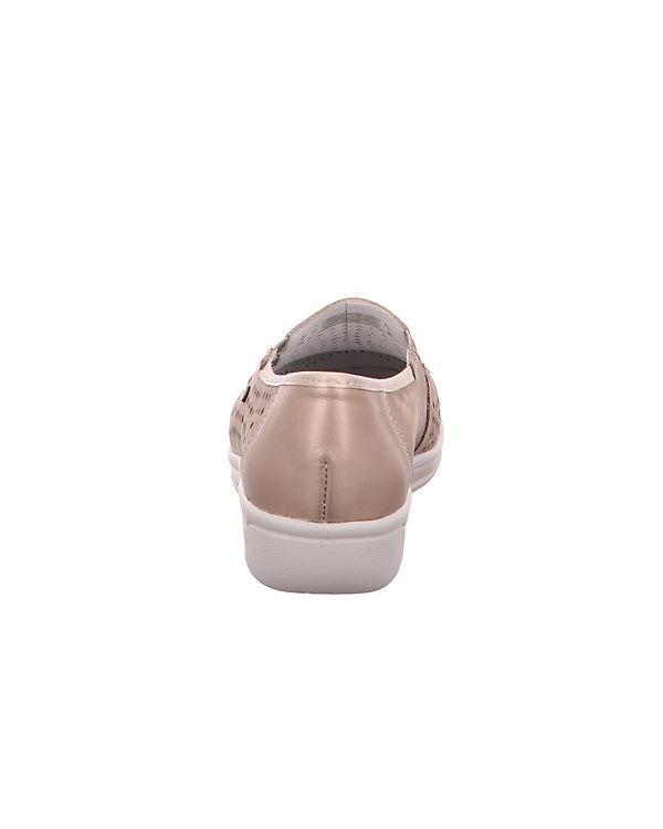 H Slipper Meran 36337 12 Komfort ara 06 beige Weite 4x5w0d07q