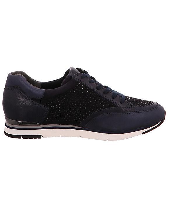 84 16 blau 322 Sneakers Low Gabor dq8AUnd