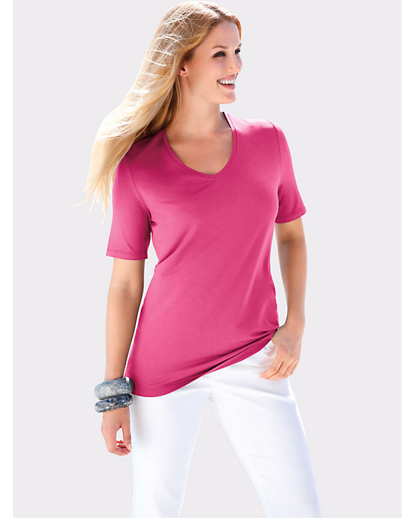 ANNA pink ANNA T AURA AURA Shirt OqpCFwgp4