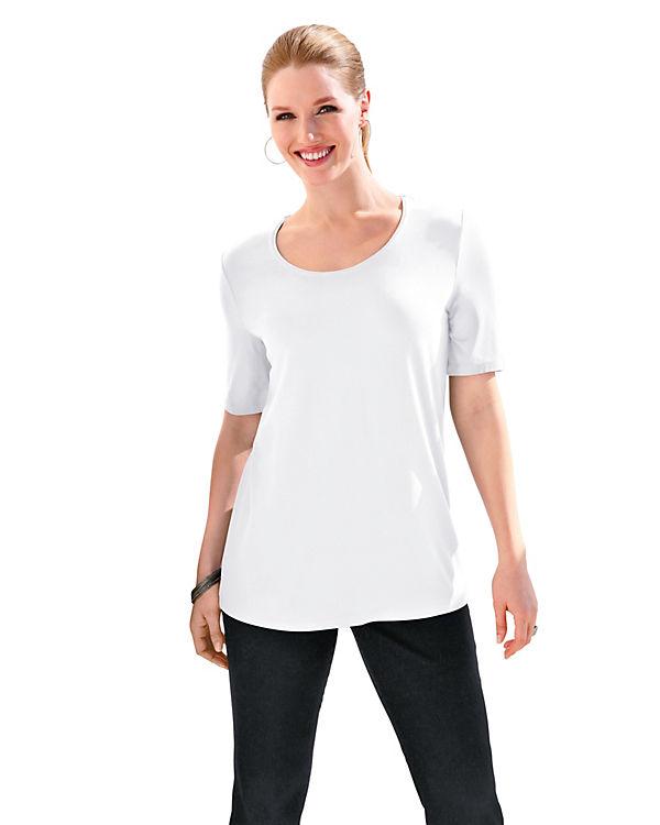 Shirt Shirt T AURA T T ANNA ANNA ANNA weiß weiß AURA AURA BqxFzHvqw