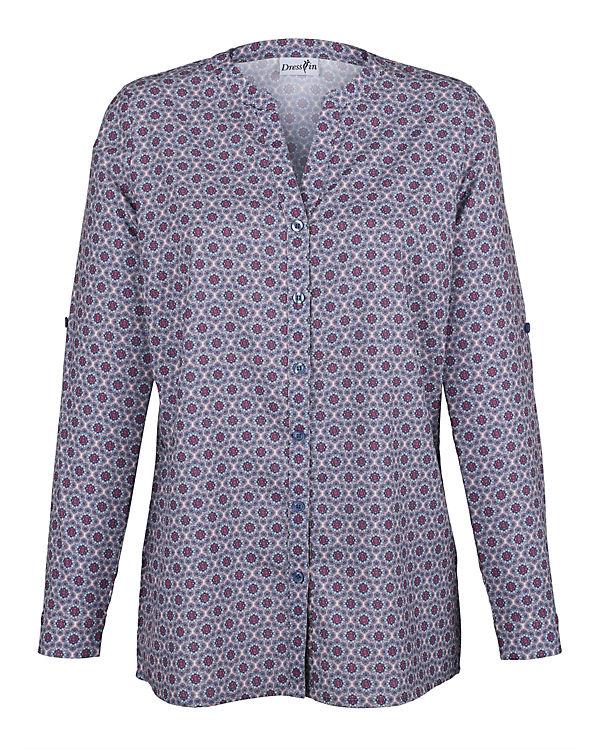 In Dress Bluse Dress lila In Dress lila In In Dress Bluse lila Bluse t4RqpwO