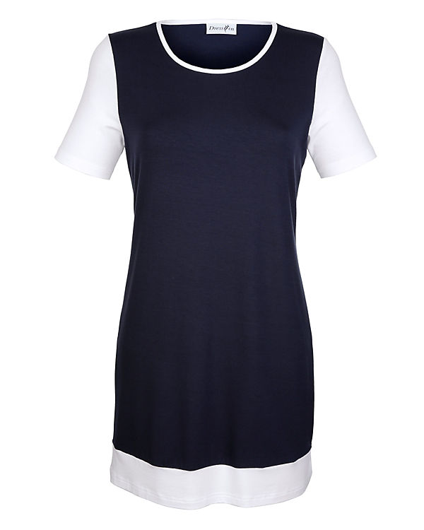 blau 4 Armshirt Dress In 3 qYRpwOX