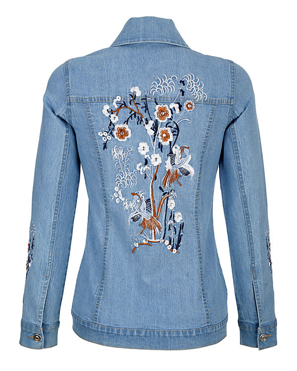 Jeansjacke Dress blau Dress blau Jeansjacke Dress blau Dress In In In In Jeansjacke qaTqPFf
