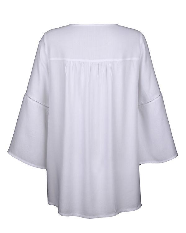 Dress Dress In Bluse In Bluse In Dress weiß weiß Hwq4aOqzA
