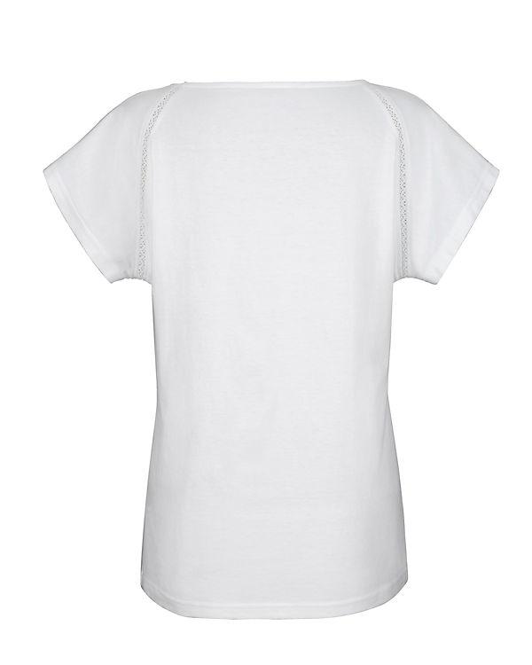 Dress In T-Shirt weiß Große Überraschung Günstig Online IoXjT