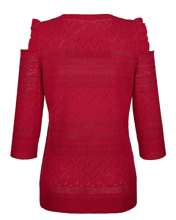In Dress Dress In Pullover rot RUqnWPSBXw