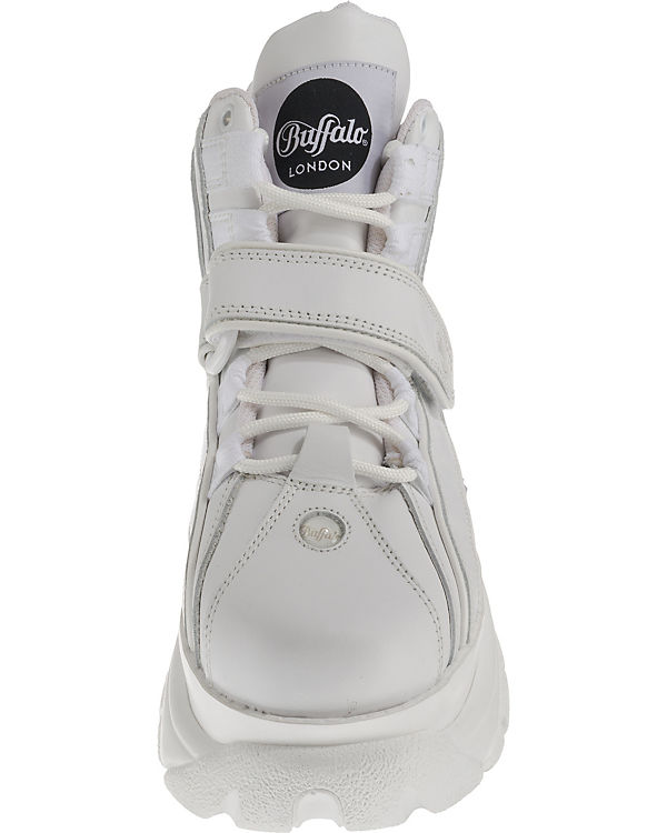 London Classics Plateau weiß High Buffalo Sneakers YEqOqd