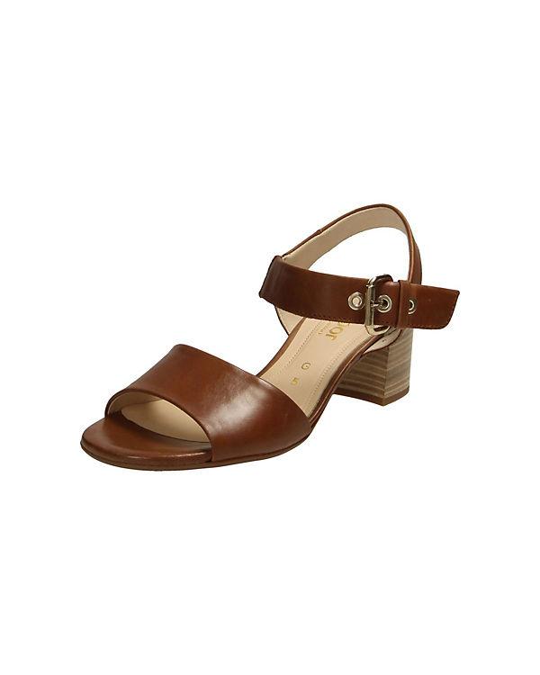 Klassische Gabor Gabor Klassische Sandaletten Sandaletten braun braun Gabor Klassische 1g5qEYUn