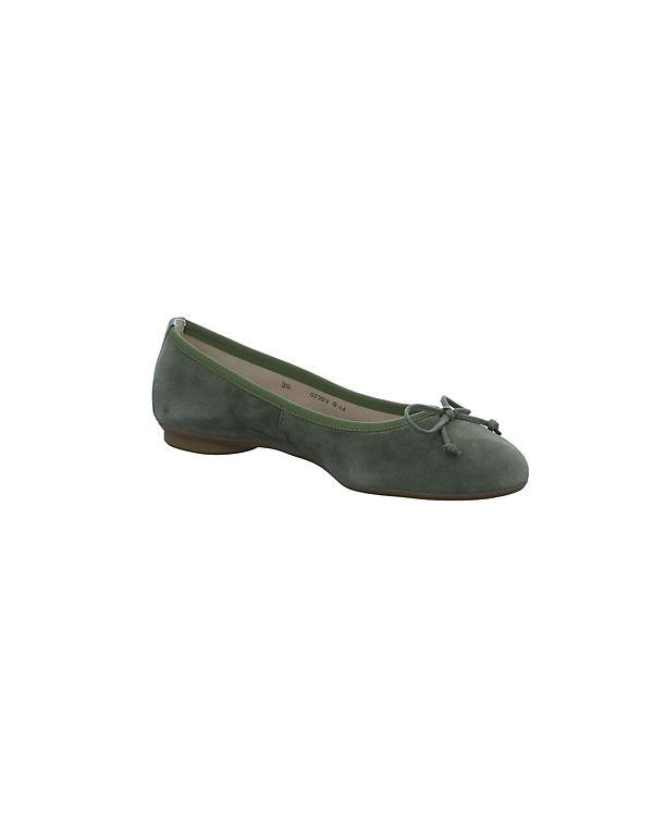Green Klassische Ballerinas Paul Paul grün Green Klassische PnxZHnv