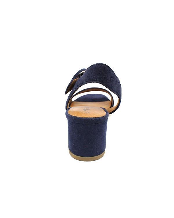 Tamaris Klassische Sandaletten blau Kaufen Billig Verkaufen Große Überraschung FlrWqWYQ